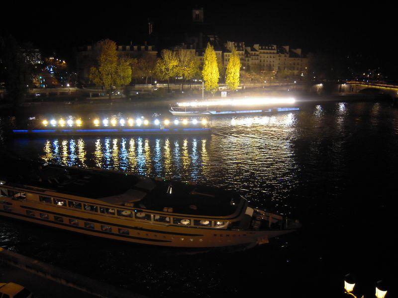 Trafic nocturne sur Seine 002