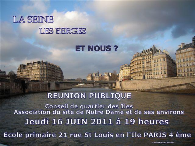 Affiche reunion publique 16.06.11
