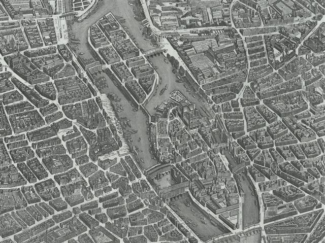 1739_Turgot plan perspective zoom