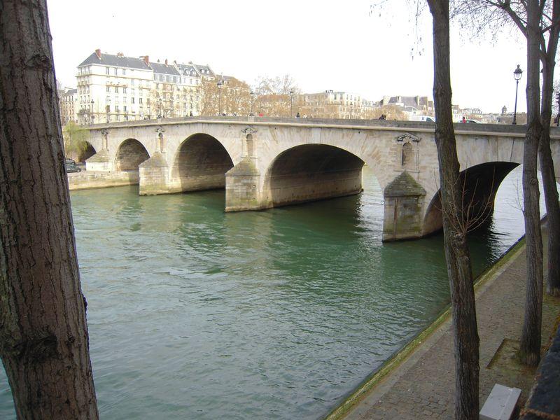 Pont marie 1