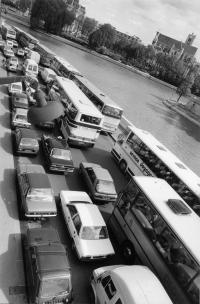 Embouteillages de cars page 14 photo